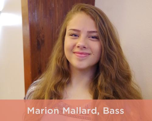 Marion Mallard, Bass