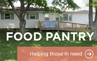 Food Pantry - Helping those in need