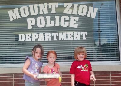vbs kids police