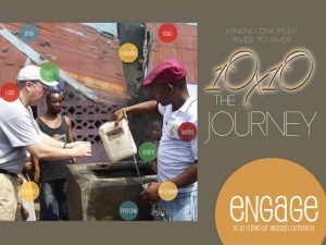 August – Engage in 10 Forms of Mission/Outreach