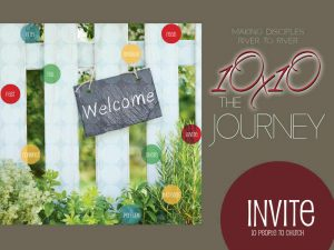 July – Invite 10 People