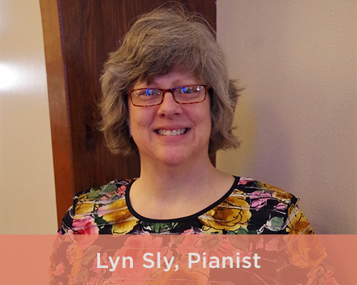 Lyn Sly, Pianist
