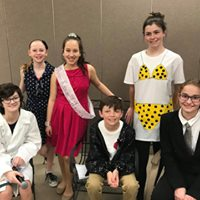 Murder Mystery Dinner Youth Group Fundraiser 2018