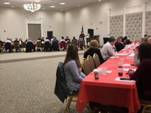 2019 Mt. Zion Chamber Christmas Lunch Meeting